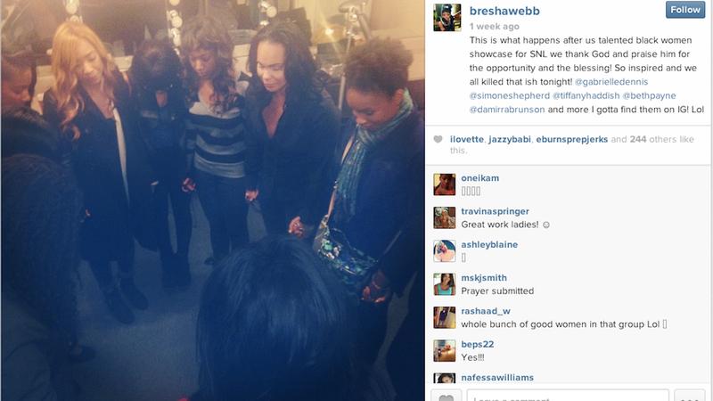 SNL Holds 'Secret' Audition Just for Black Female Comedians