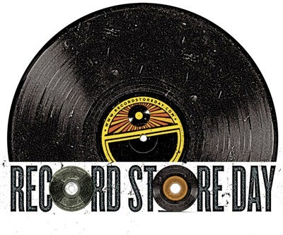 It's Record Store Day!