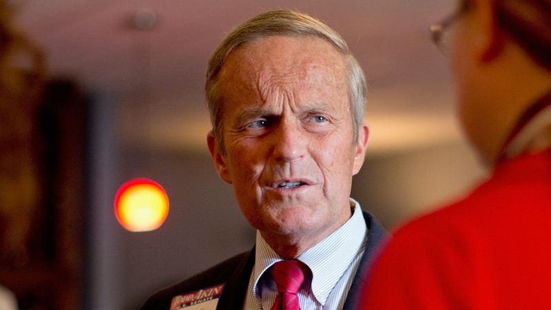 Todd Akin Concerned That Somehow Non-Pregnant Women Are Getting Abortions