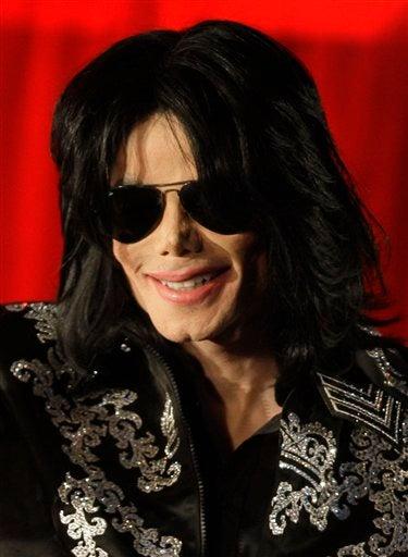 Michael Jackson Hospitalized