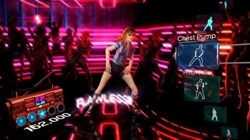 Pounds Have Been Lost While Making Dance Central