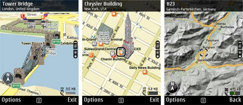 Nokia Maps Update Adds 3D Topography, Route Sync With Your PC