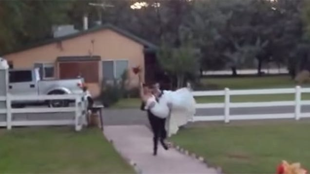 Newlyweds Enter Marriage With a Fail of Epic Proportions