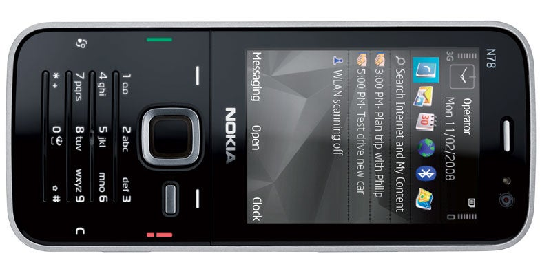 Nokia N78 Released in the US