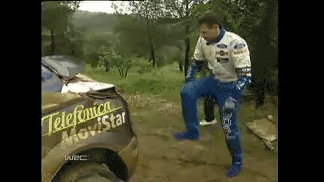 An Animated GIF Guide To The Greatest Rally Drivers Of All Time