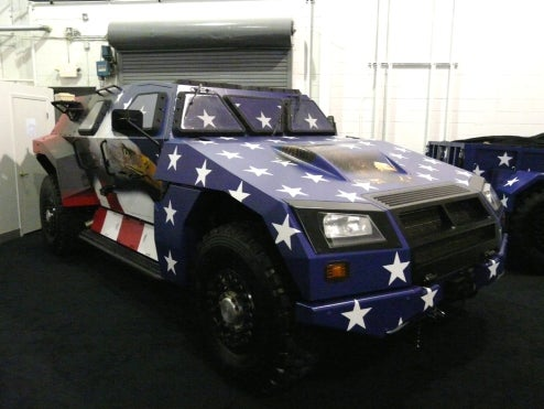 America, Truck Yeah! Joint Light Tactical Vehicle