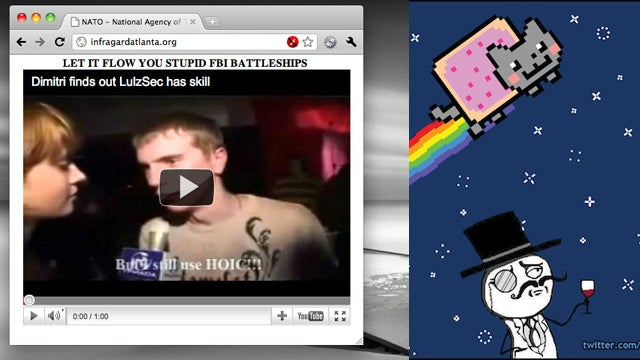 LulzSec Hackers Go After FBI Affiliates