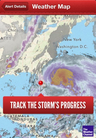 American Red Cross Hurricane App: Stay Safe in Sandy's Aftermath