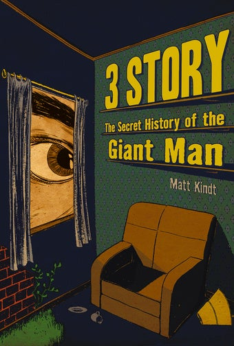 The Secret History of the Giant Man is heading to the screen