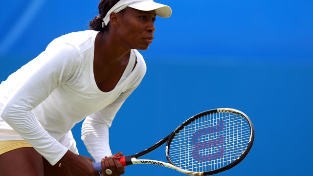 The Night Belongs To Venus Williams
