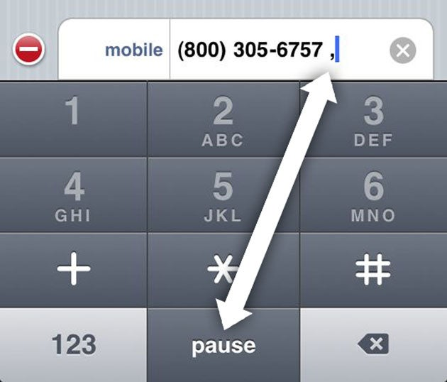How to Automatically Save and Dial Phone Extensions on Your iPhone