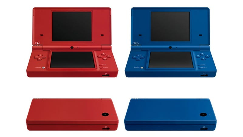DSi Coming in Two New, Rather Fetching Colour Schemes