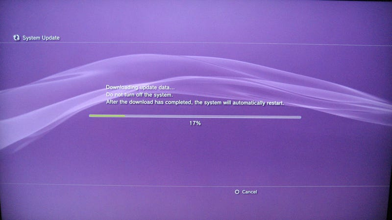 Sony Hoping to Make Firmware Updates Less Torturous On Vita