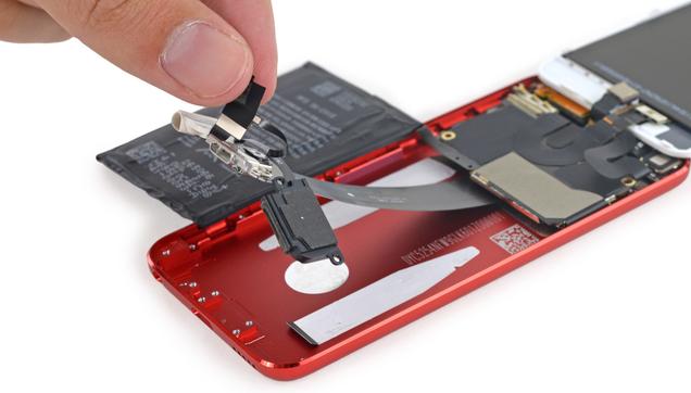 La autopsia al nuevo iPod Touch revela todos sus cambios internos