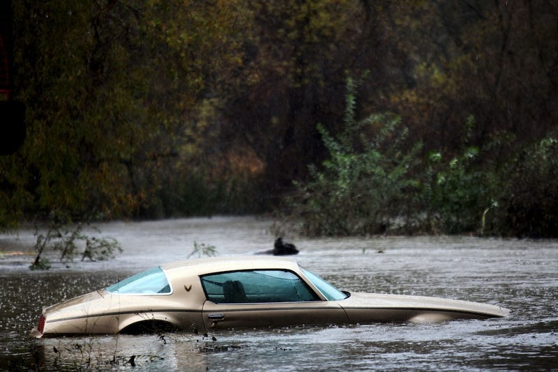 Severe Storms Batter Southern California