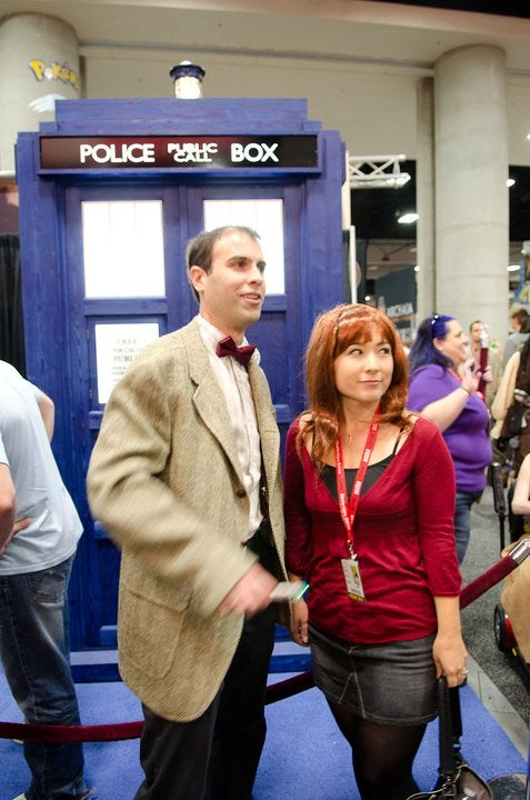 (Doctor) Who wore it best? A collection of the best Doctor cosplay at Comic-Con