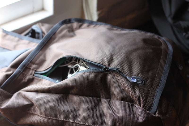 Timbuk2 HAL Backpack Review: Pockets for Laptops (and Contraband)