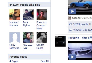 Why Porsche's Facebook Ban Is Stupid
