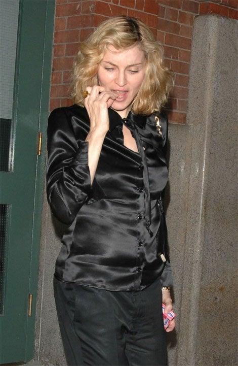 Does Madonna Eat Mentos?