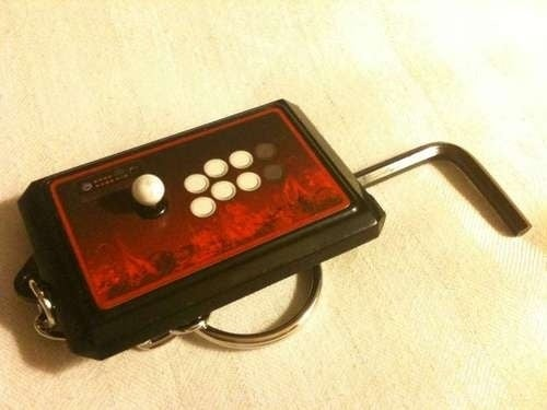 The Littlest Fight Stick
