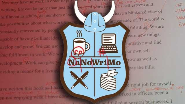 Tips for Editing Your NaNoWriMo Novel