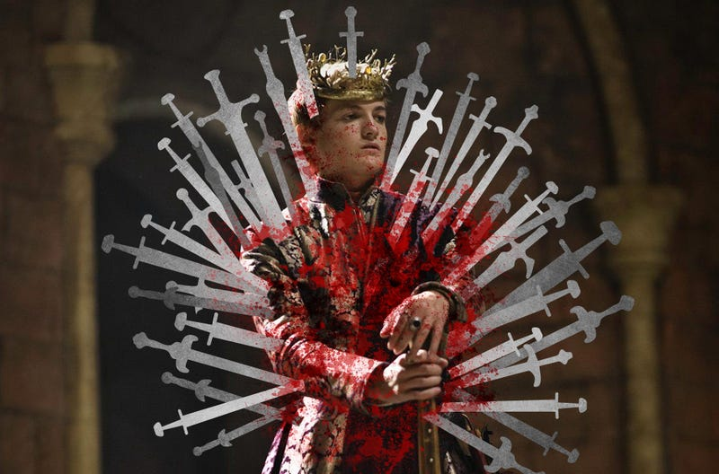 Die Already, King Joffrey