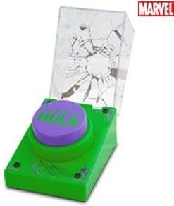 Hulk Smash USB Button Masks Your Computer Activities