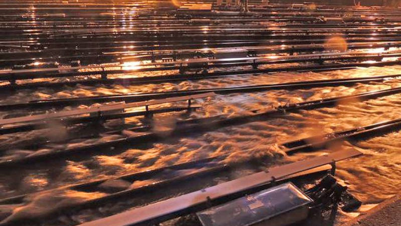 Amtrak Chose Not To Deluge Penn Station During Hurricane Sandy