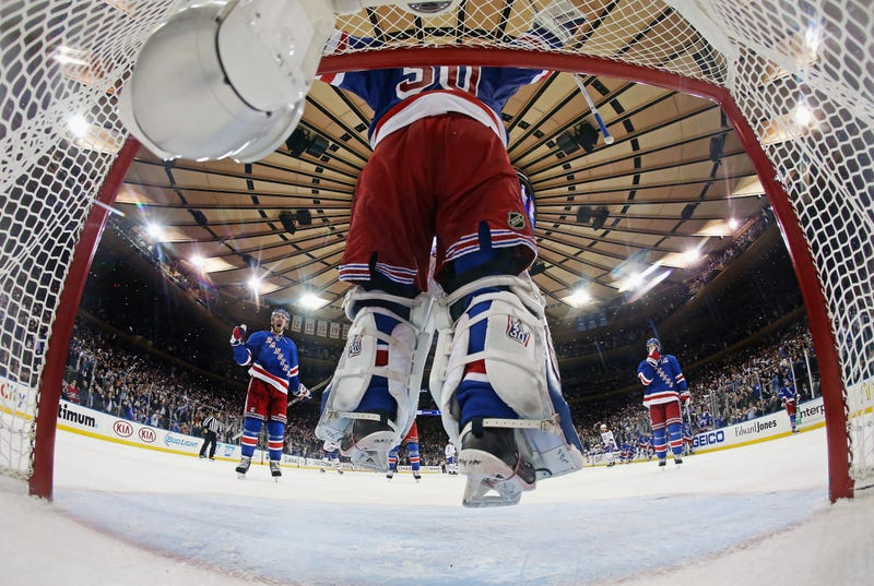 Welcome To The Henrik Lundqvist Show