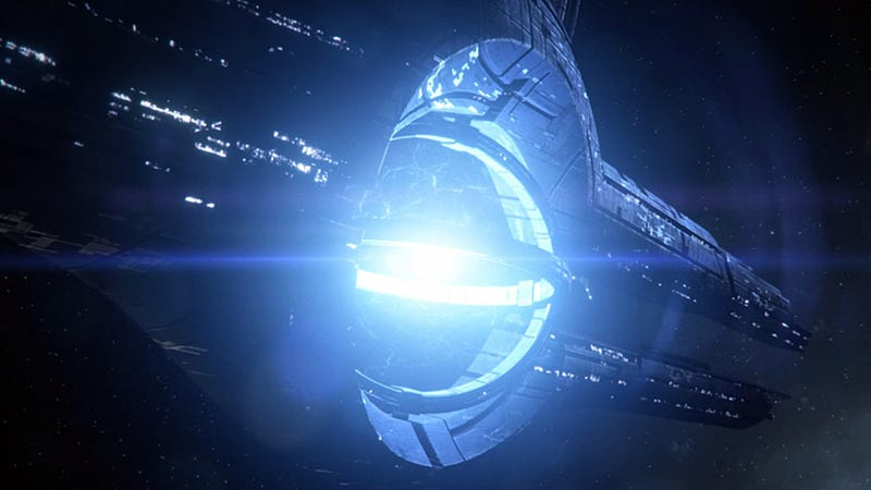 Scientists Discover the Mass Effect! Or Is it Just the Higgs Boson?