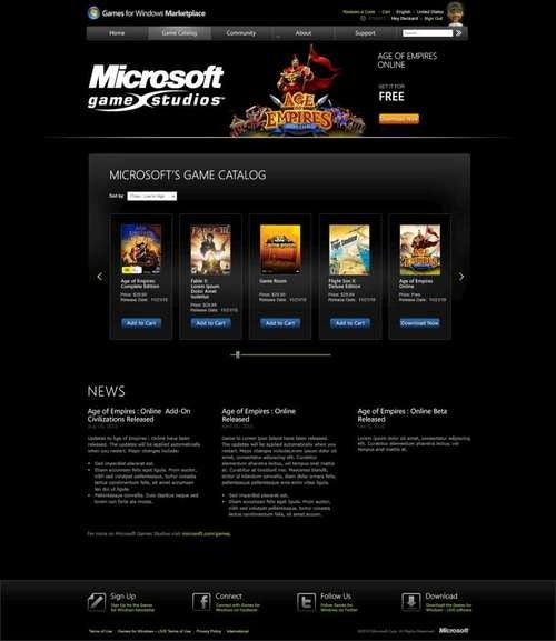 Games For Windows Gets a Bigger, Better Online Store Next Month