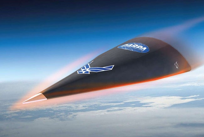 Air Force's Falcon Hypersonic Glider Disappears Mysteriously