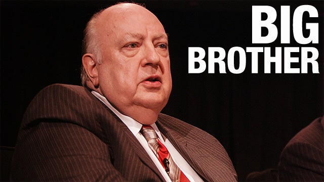 Roger Ailes Caught Spying on the Reporters at His Small-Town Newspaper