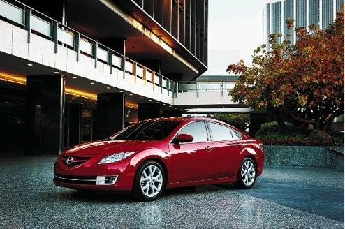 2009 Mazda6, Reviewed