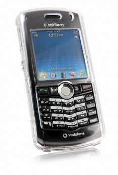 Proporta Clear Cases for BlackBerry Pearl