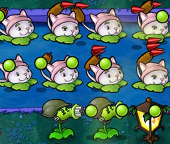 Plants VS Zombies Pollinating Other Platforms