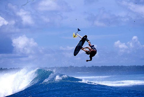 Laird Hamilton: 4 New Ways to Surf