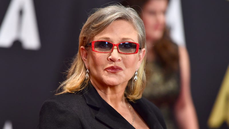 Carrie Fisher's Response To Slave Leia Merchandise Controversy is Fantastic