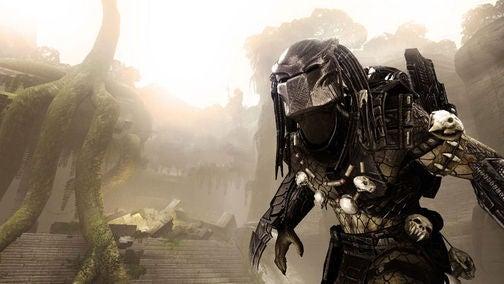 Aliens Vs. Predator Impressions: Petting A Human Head
