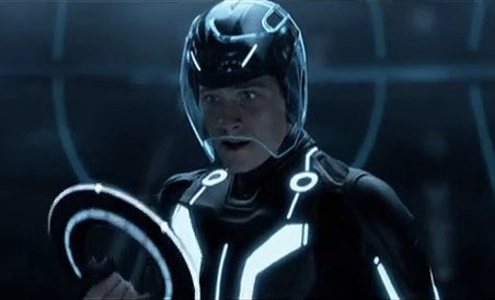 Tron Legacy sneak peek shows off some new digitized footage