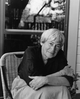 Ursula K. Le Guin Leads The Charge Against The Google Books Settlement