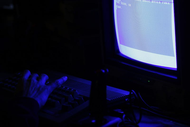 The Joys of Retro Gaming: A Photo Collection