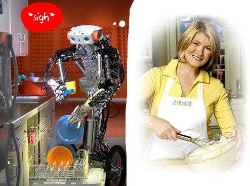 Robot Enslaves Another Robot, Humans Next