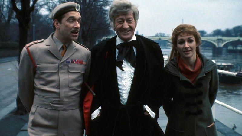 How Caroline John Helped Save Doctor Who
