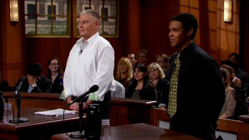 Judge Judy Finally Hears Case Involving Grindr