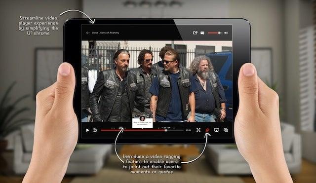 Rethinking Netflix's Design