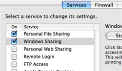 Connect your Mac to a Windows network