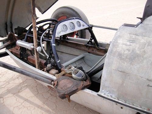eBay Hotness: Flathead-Powered Belly Tank Lakester