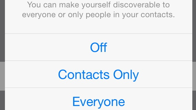 """Set AirDrop to """"Contacts Only"""" to Protect Your Privacy (and Your Eyes)"""