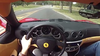 The Ferrari 360: It's Not About The Car